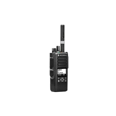 Motorola DP4600 Digital Two-Way Radio (403-527 Mhz)