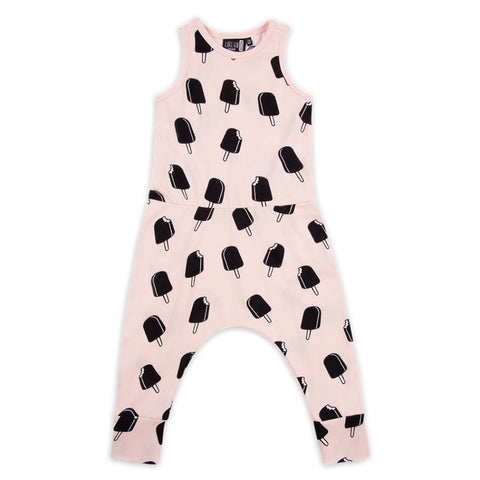 CarlijnQ Jumpsuit Ice Cream Pink