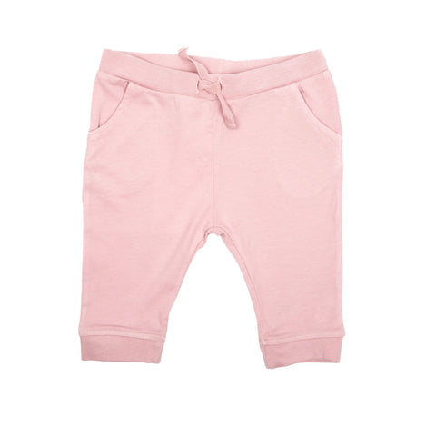 Casual Trousers Pink