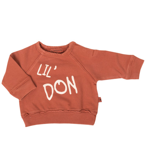 Lil' Don Burnt Orange Jumper