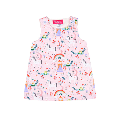 Princess and Unicorn Dress