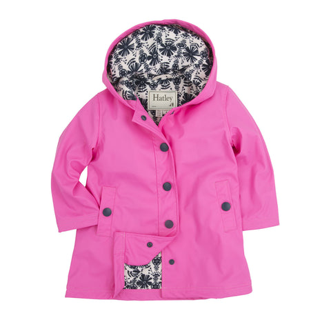 Pretty Pink Splash Jacket