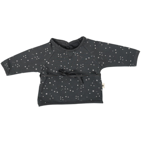 Star Ribbon Waist Jumper