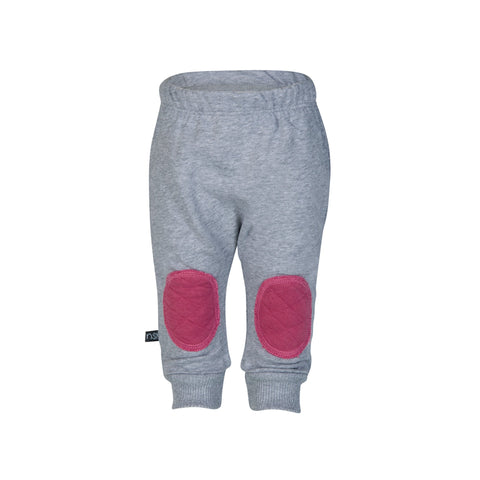Babs baggy sweat pants raspberry