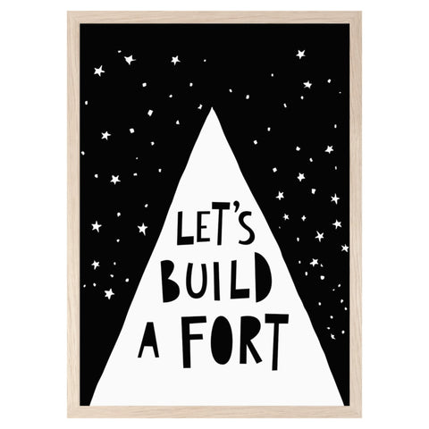 Let's build a fort