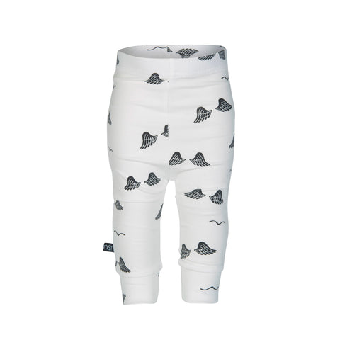 Lex pants wings white