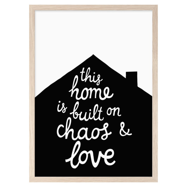 This home is built on chaos and love
