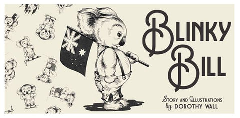 BLINKY BILL by Devonstone Collections - NEW ARRIVAL