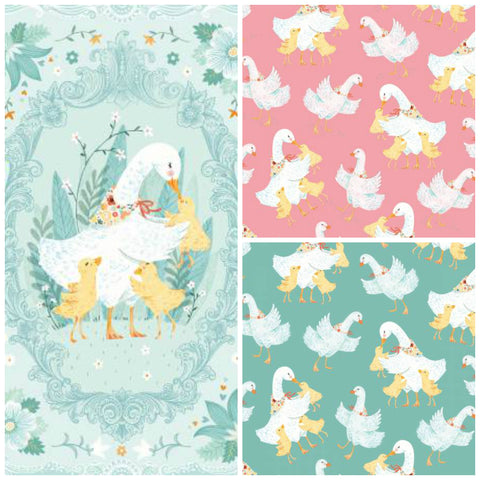 DUCKY TALES by Studio E Fabrics - NEW ARRIVAL