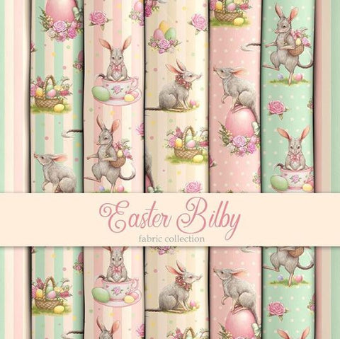 EASTER BILBY by Elise Martinson Illustration - NEW ARRIVAL