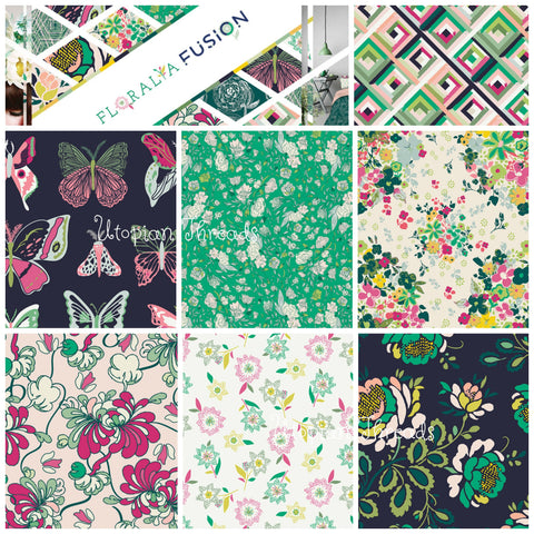 FLORALIA FUSION by Art Gallery Fabrics