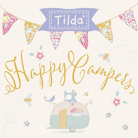 HAPPY CAMPERS by Tilda - NEW ARRIVAL