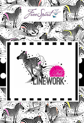 LINEWORK by Tula Pink - NEW ARRIVAL