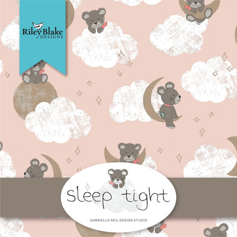 SLEEP TIGHT by Gabriele Neil for Riley Blake - NEW ARRIVAL