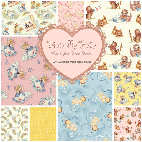 THAT'S MY BABY by Washington Street Studio - NEW ARRIVAL