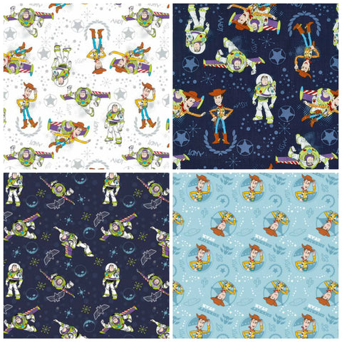 TOY STORY by Camelot Fabrics - NEW ARRIVAL