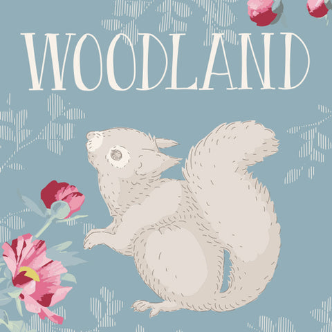 WOODLAND COLLECTION by Tilda - NEW ARRIVAL