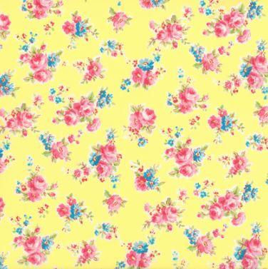 ANTIQUE FLOWER COLLECTION PASTEL 2019 Medium Blooms Yellow