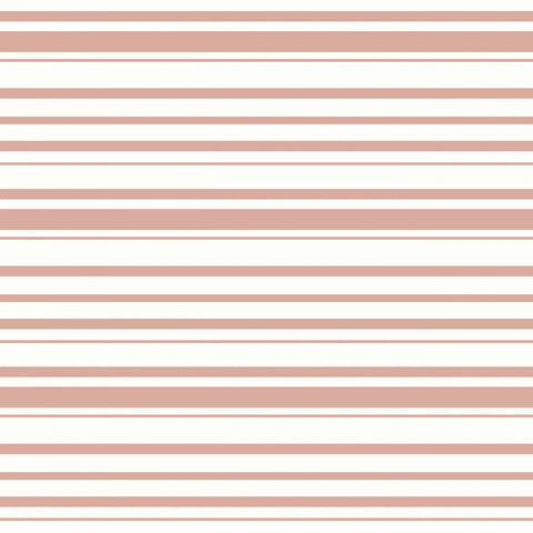 BLISS Stripes Blush with Rose Gold Sparkle - NEW ARRIVAL