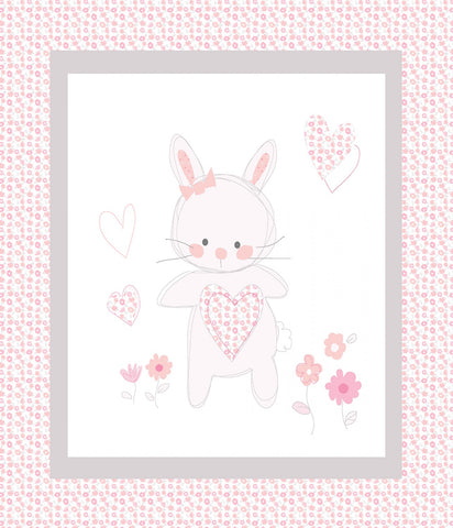 BUNNY LOVE Bunny Panel - NEW ARRIVAL