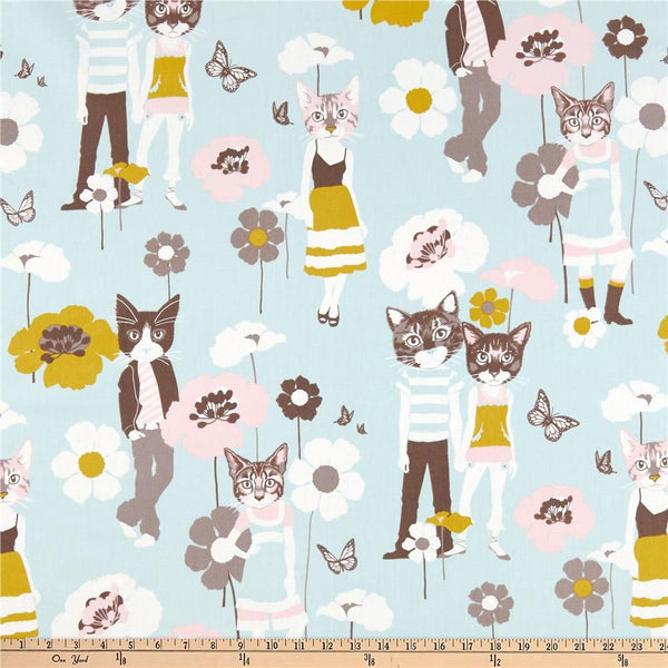 COOL CATS Light Blue - NEW ARRIVAL
