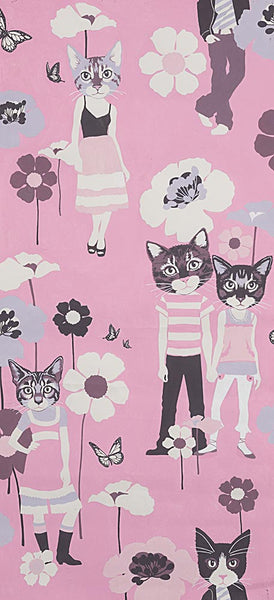 COOL CATS Pink - NEW ARRIVAL