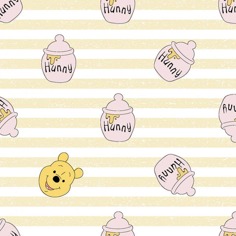 POOH & FRIENDS DISNEY Hunny Stripes - NEW ARRIVAL