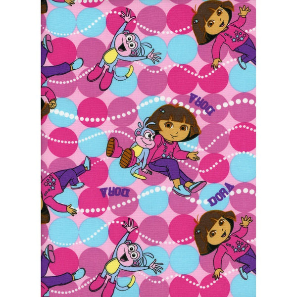 DORA THE EXPLORER Best Friends Toss
