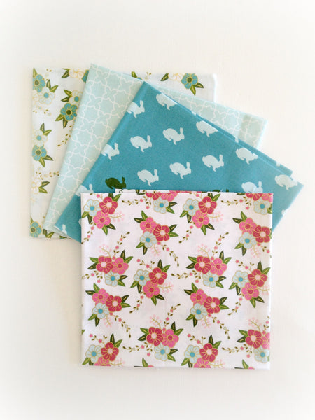 CURATED Fat Quarter Bundle 4 Wonderland