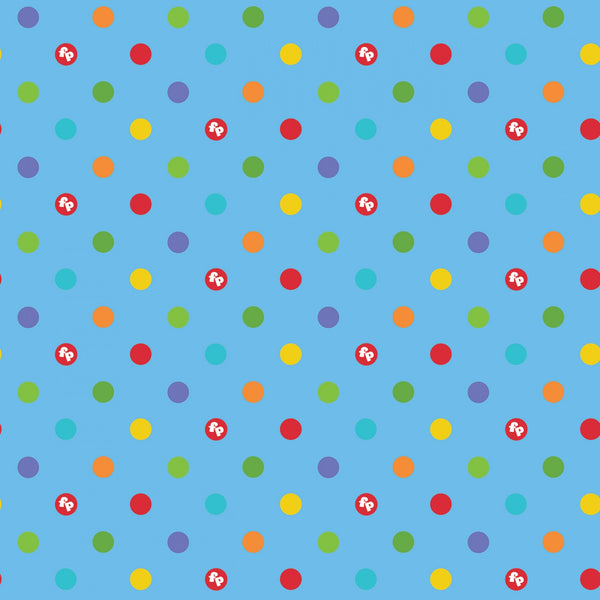FISHER PRICE Dots Blue