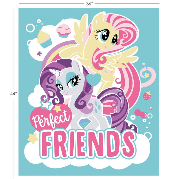 MY LITTLE PONY Perfect Friends Panel