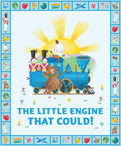 LITTLE ENGINE THAT COULD Panel - NEW ARRIVAL