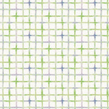 LITTLE DARLINGS Grid Check Green - NEW ARRIVAL