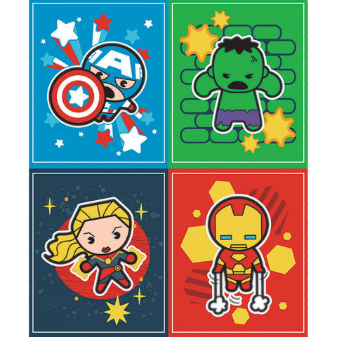 MARVEL KAWAII COLLECTION Block A - NEW ARRIVAL