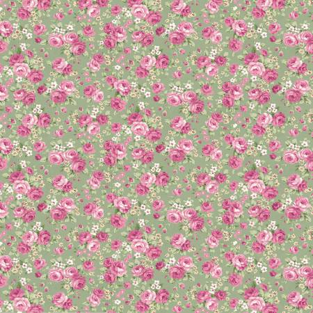 RURU BOUQUET SWEET ROSE Mini Rose Green - NEW ARRIVAL