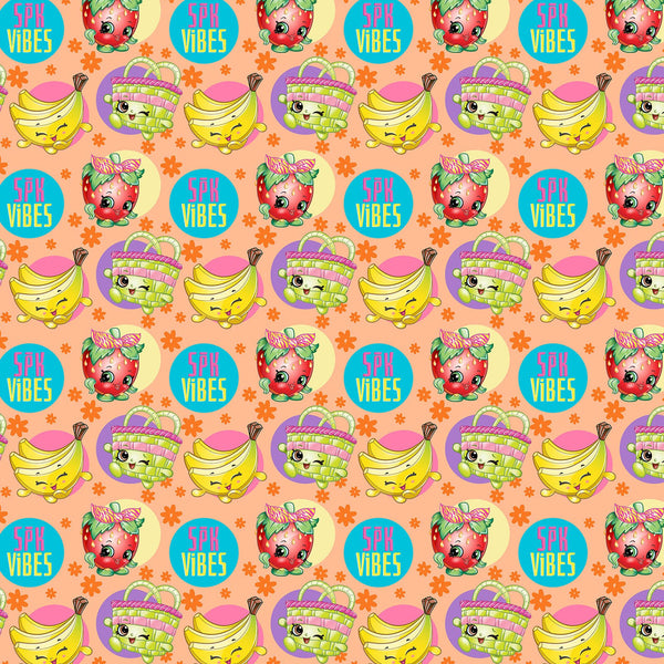 SHOPKINS Fruity Vibes Tangerine