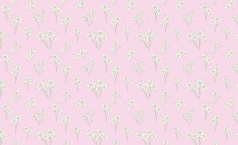 SWEET BILBY Wildflowers Pink - NEW ARRIVAL