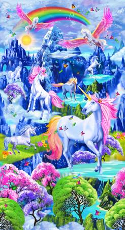 UNICORNS Majestic Panel