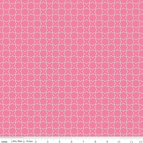 WONDERLAND Labyrinth Pink - SALE $17.00 p/m