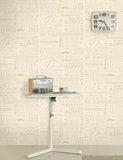 11178 Follow Your Dreams is a beautiful Neutral Collage Wallpaper from Holden Decor