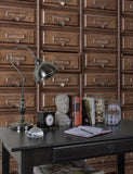 11970 Vintage Drawers is a beautiful Neutral Vintage Wallpaper from Holden Decor