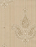 35064 Sabrina is a beautiful Neutral Motif Vinyl Wallpaper from Holden Decor