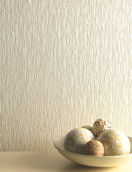 35180 Siene Texture is a beautiful Beige Textured Vinyl Wallpaper from Holden Decor