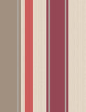75624 Rico Stripe is a beautiful Red / Neutral Stripe Blown Wallpaper from Holden Decor