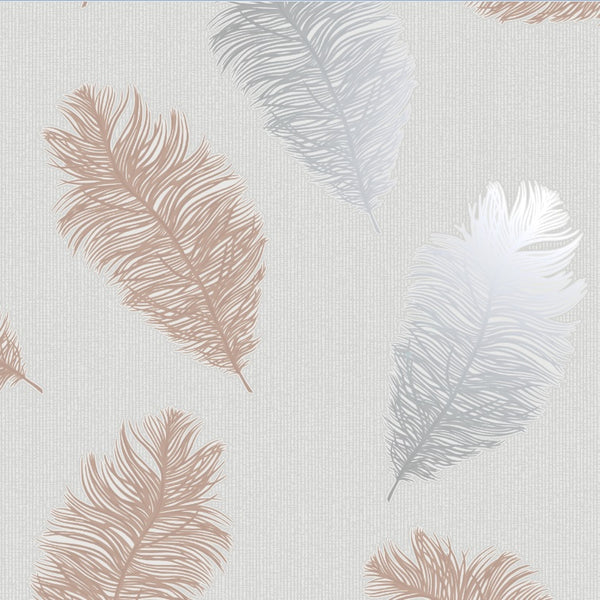 Astonia Feather Grey / Rose Gold