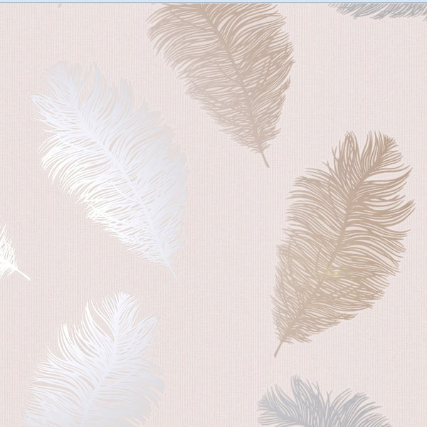 Astonia Feather Blush Pink