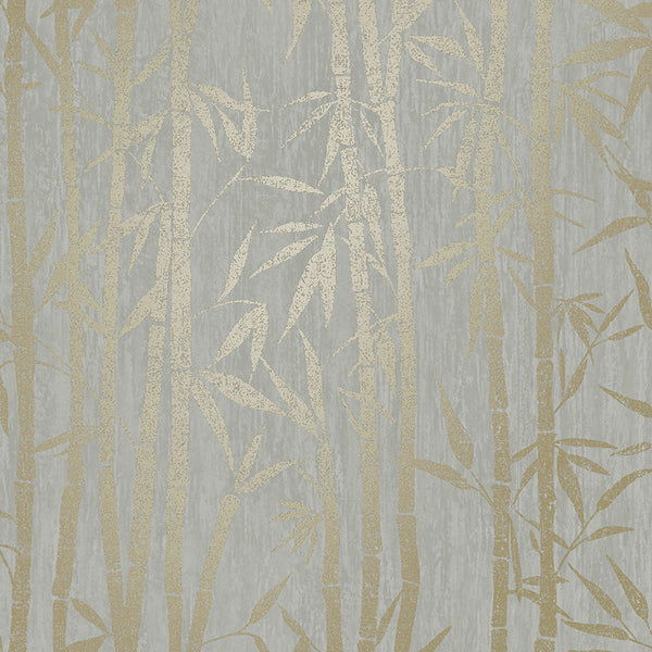 Nandina Grey / Gold - 90282