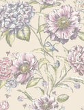 97831 Cordelia is a beautiful Pink / Cream Floral Wallpaper from Holden Decor