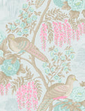 98173 Sekiya is a beautiful Duckegg Bird Wallpaper from Holden Decor