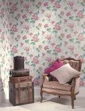 98331 Athene is a beautiful Pink Floral Wallpaper from Holden Decor